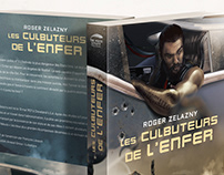 LES CULBUTEURS DE L'ENFER - Cover design