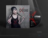 EXFEIND • Göttergatte (Digital Release) • Sleeve Design