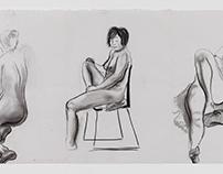 Three women, 2016