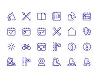 Strolz ski boot app Icons