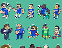 Soccer! Hero!