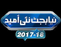 Budget 2017-18 Transmission on Abb Takk News