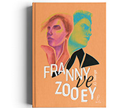 Book Cover Design for Franny and Zooey