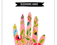 BLOOMING HAND