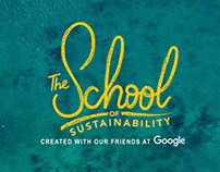 School of sustainability Santa Cruz del Islote