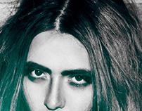 B/W Photoshoot - Model: Christina Gomez
