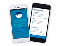 UX Design: Concept of Handy Man App