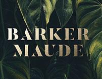 Barker Maude