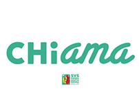 CHIAMA x SVS DAD Milano