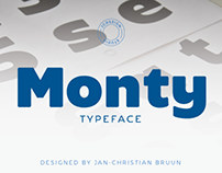 Monty - Typeface