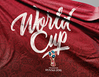 World Cup Russia 2018 - Flags