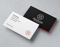 Sliwinski Documercials Brand Identity
