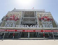 2018 49ers Season Branding