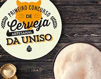 Marca — 1º Concurso de Cerveja Artesanal Uniso