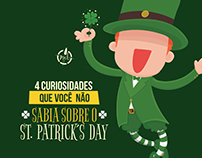 St. Patrick's Day - ML Intercâmbios