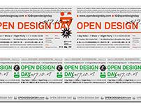ODD Open Design Day / 2017