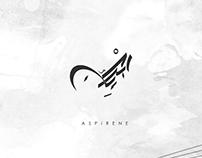 Aspirene music band logo