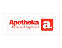 Apotheka – Rebranding
