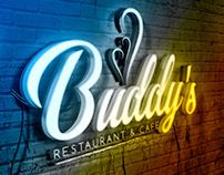 logo buddy's