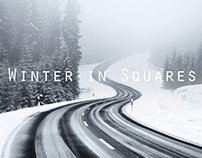 Winter In Squares