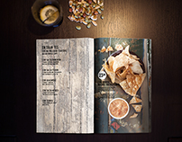 Menu project for mexico bar