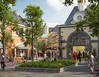 Biggest Designer Outlet Center in Europe