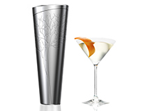 Belvedere Cocktail Shaker