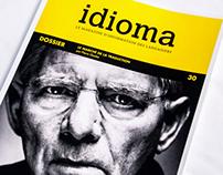 Idioma - Revue linguistique - 2014