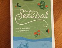 GPS Setúbal alternative map