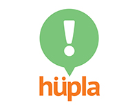 Hupla - Identity for marketing firm