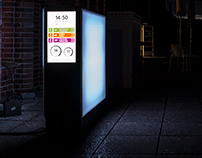 Lightbox: A new communication with the city
