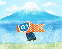 Japan Children's Day-こどもの日