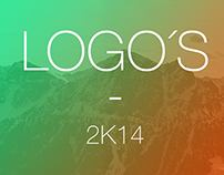 LOGO ´s 2014 | Alpha Design | Logo Collection