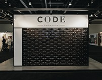 stand for CODE _ID west 2015 Vancouver , CA