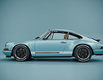 911 Re-Imagined by Singer Studio animation