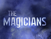 The Magicians Social Media Campaign