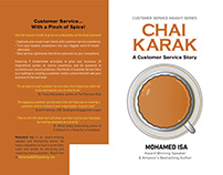 Chai Karak Book Design