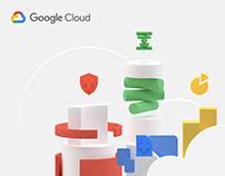 Google Cloud – Healthcare Insights Website