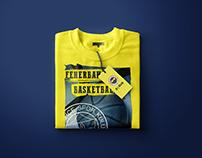 Fenerium Basketball T-Shirt
