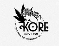 Kore Cannabis logo