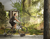 CycleOps - Bring the Outdoors In