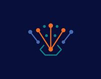 Porcupine + Wifi Logo For Sale