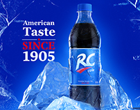 RC Cola ice
