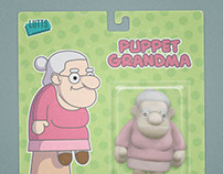 Puppet Grandma