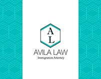 Branding design for Immigration Attorney