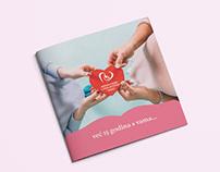 Agape - brochure design