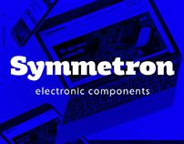 Design web interface for the catalog store symmetron