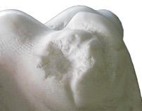 """,,Breakthrough"""" Skulptura u kamenu ,,Prodor"""""""