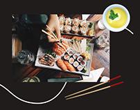 Proposta Landing Page - Harumi Sushi