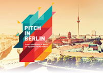 Startup Connect Pitch in Berlin